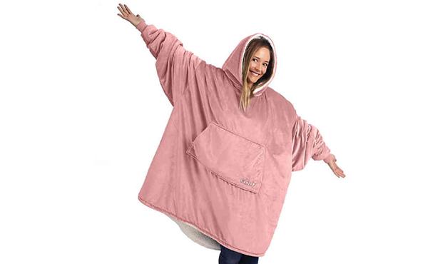 blanket sweatshirt