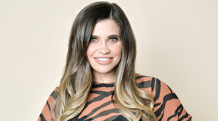 How Danielle Fishel's Beauty Routine Has Changed Since Having a Baby