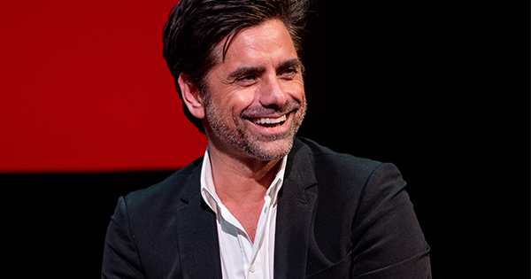 John Stamos Just Helped a Couple Get Engaged at Disneyworld, Because of Course He Did