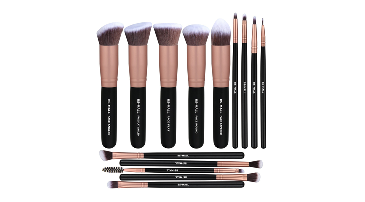 This $11 Makeup Brush Set Has More Than 7,000 Positive Reviews on Amazon