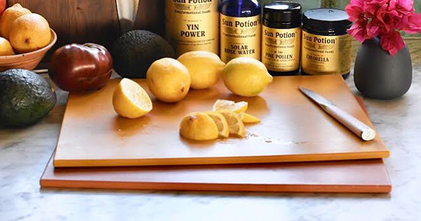 We're Replacing All Our Wooden Cutting Boards with This Recycled Plastic One that's Actually Chic