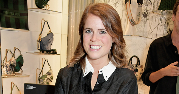 Princess Eugenie Shares Never-Before-Seen Throwback Pic in Honor of Engagement Anniversary