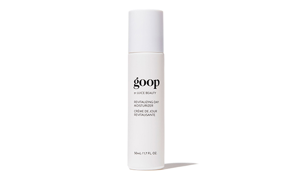 goop by juice beauty revitalizing day moisturizer
