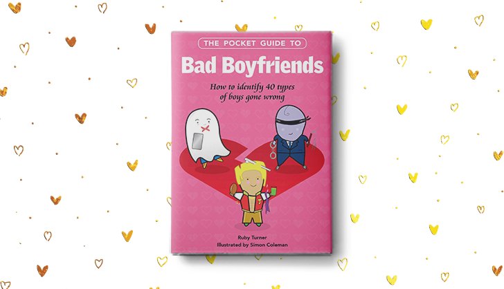 'The Pocket Guide to Bad Boyfriends' Is the Best Single-Girl Valentine's Day Gift