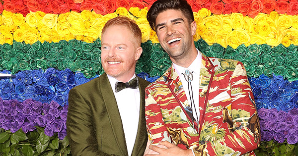 Jesse Tyler Ferguson and Justin Mikita Are Expecting Their First Child Together