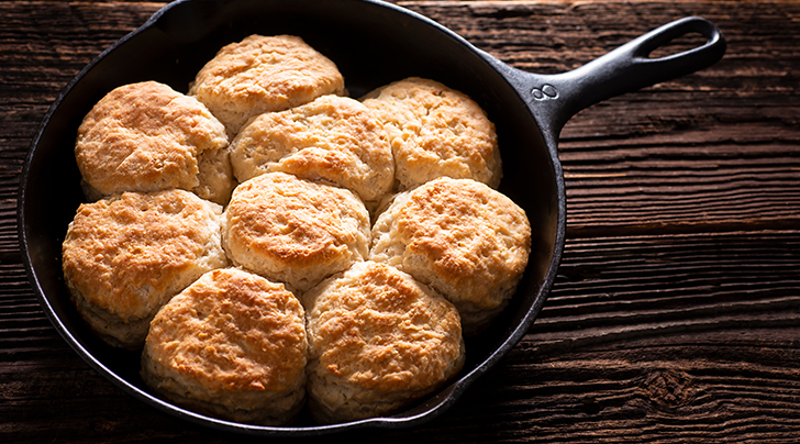 How to Make Your Own Self-Rising Flour Substitute (Because You Want Homemade Biscuits, Like, Now)