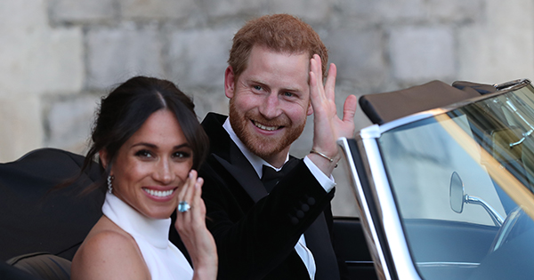 Prince Harry Meghan Markle Announce the Official End Date of Their Royal Duties