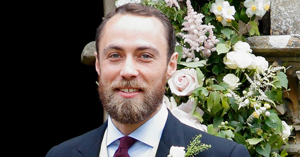 James Middleton Posts Sweet (and Rare) Tribute to Sister Kate on Instagram