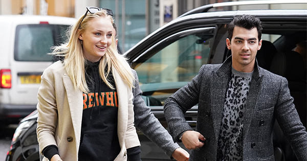 Joe Jonas Calls Sophie Turner 'Love of My Life' in Sweet Birthday Tribute