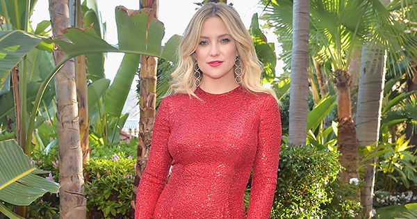 Kate Hudson's Makeup Artist Has the Best Tip for Doing Eye Makeup in a Hurry