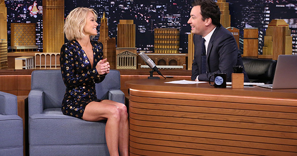 Here's How to Get Kelly Ripa's Legs, According to Her Trainer