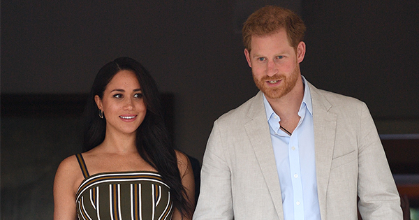 Meghan Markle Prince Harry Are Headed Back to the U.K. for What Feels Like a Royal Tour