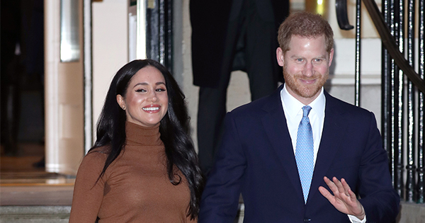 Meghan Markle Prince Harry Release New Details About Their Transition Including Updates About Their Digital Channels
