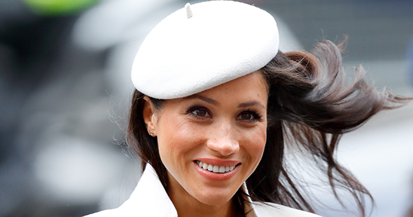 So, What's Meghan Markle's Name Now that She's Dropped Her Royal Title?