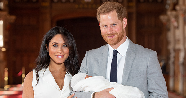 Prince Harry Just Made a Major New Announcement. Here's How It Impacts the Line of Succession