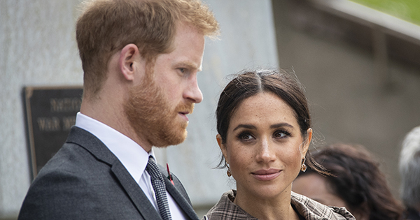 Will Prince Harry & Meghan Markle Keep Their Titles After March 31, Their Last Official Day As Royals?