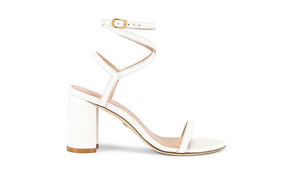 stuart weitzman block heels