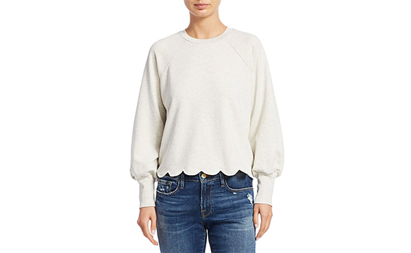 frame sweatshirt
