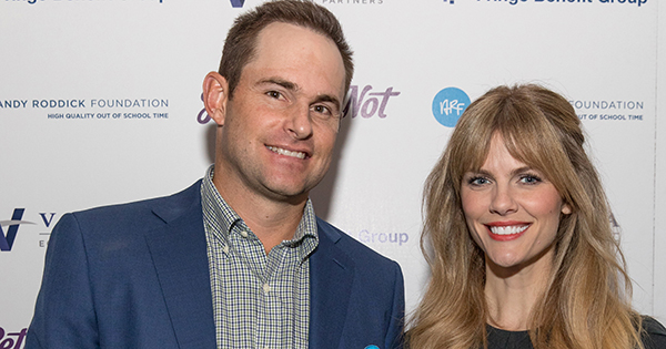 How Brooklyn Decker Husband Andy Roddick's Relationship Changed After Their Second Child Was Born