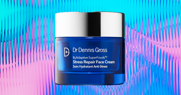This New Moisturizer from Dr. Dennis Gross Helped Fix My Stressed-Out Skin