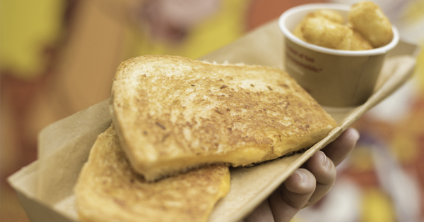 You Can Now Recreate Disney World's Famous Grilled Cheese in Your Own Kitchen, Thanks to Newly-Released Recipe
