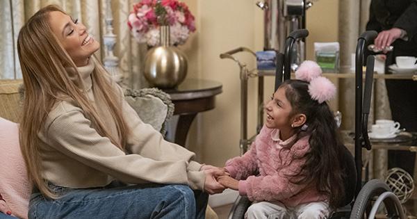 Jennifer Lopez's New Show 'Thanks a Million' Looks *So* Uplifting