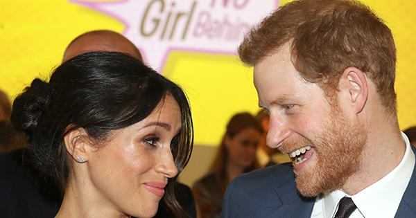 Prince Harry Went All Momager on Meghan Markle While She Recorded Her Disney Documentary Voiceover, Correcting Her Pronunciation
