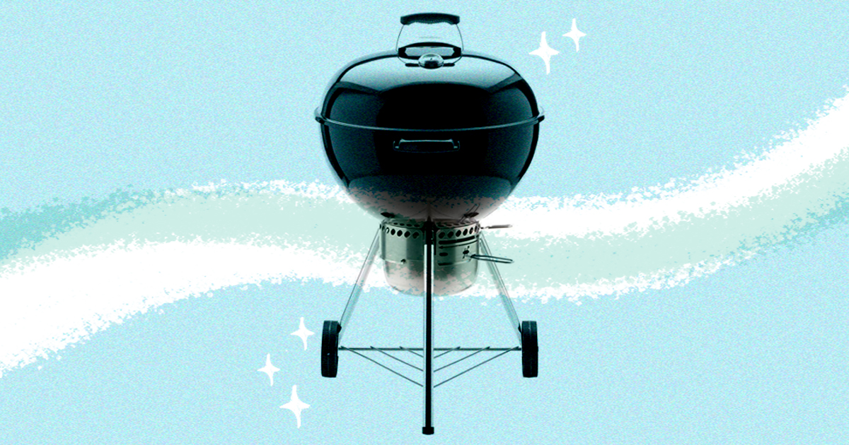 Pros and Amateurs Agree: This Is the Best Charcoal Grill (and It's Only $165)