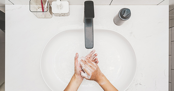Is It OK to Dilute the Last of Our Hand Soap? We Asked a Microbiologist