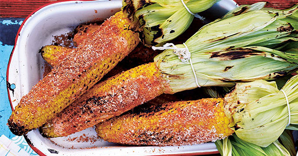 How to Grill Corn (Even If You Don't Have a Grill)
