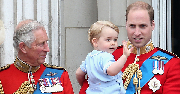 Prince Charles Teases Potential 7th Birthday Gift for Prince George