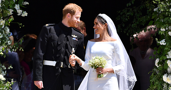Royal Photographer Chris Jackson Reveals Never-Before-Heard Details from Prince Harry and Meghan Markle's Wedding