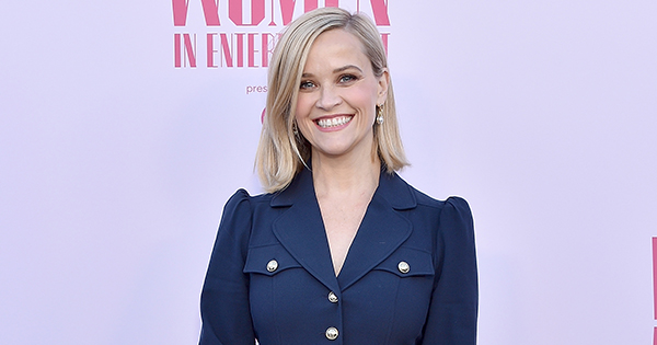 Reese Witherspoon Shares Adorable Vid of Her Son Feeding Her Dogs Peanut Butter—& His Laugh Is Contagious