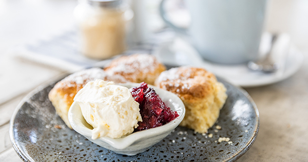 Here's How to Make the Royal Family's Garden Party Scones in Your Own Kitchen