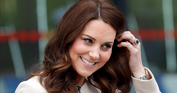 Why Kate Middleton's Engagement Ring Was at Risk During Her Latest Royal Outing