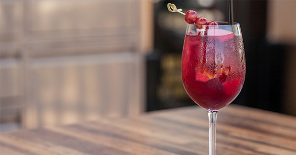 You'll Never Guess How the Cheesecake Factory Makes Red Sangria (and We Have the Recipe)