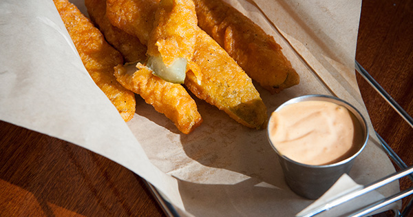 Disney Just Shared Its Theme Park Fried Pickle Recipe, So We Can All Stay Home and Snack On