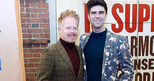 Jesse Tyler Ferguson Welcomes His First Child (& He Chose a Very Sophisticated Baby Name)