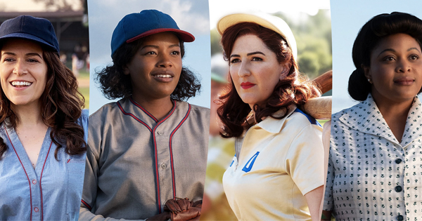 There's an 'A League of Their Own' Reboot in the Works. Here's What We Know
