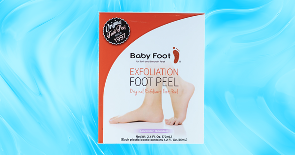 FYI, Baby Foot's Weirdly Satisfying Exfoliating Peel Is on Sale Right Now