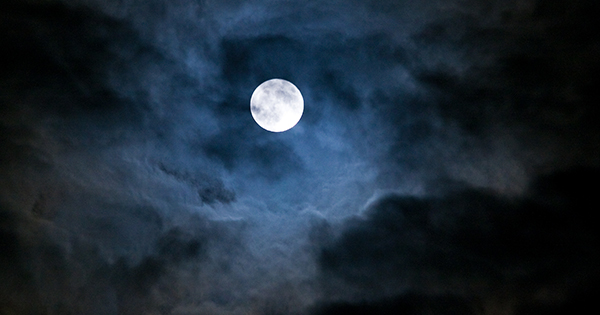 How to Catch the Halloween Blue Moon This Year (Because It Only Happens Every 19 Years)