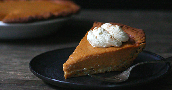 Can You Freeze Pumpkin Pie? Because We're Planning to Stock Up This Fall