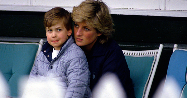 Apparently, Princess Diana Had Some Thoughts on Prince William Becoming King