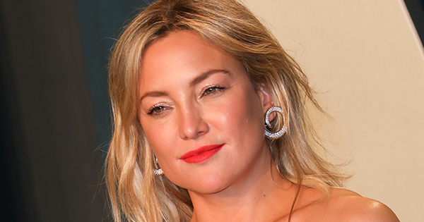 Kate Hudson's Daughter Sweetly Interrupted Her Mother's Morning Workout in New Clip