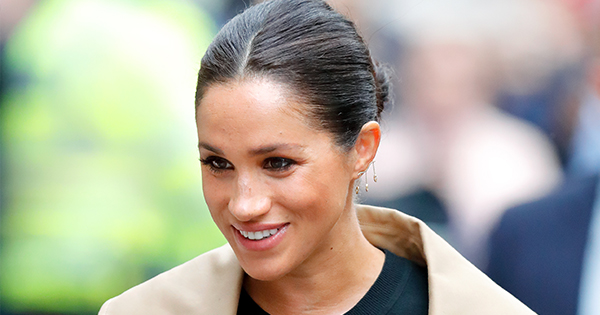 Meghan Markle Just Gave Us a First Glimpse Inside Her & Prince Harry's New Santa Barbara Home