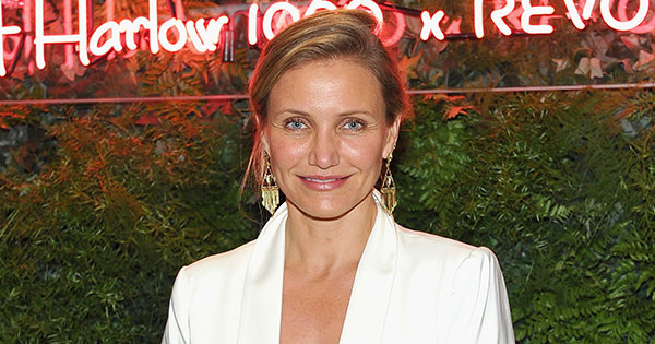 Cameron Diaz Treated Fans to a Cooking Lesson (& Now We Can't Stop Thinking About Her Kitchen)