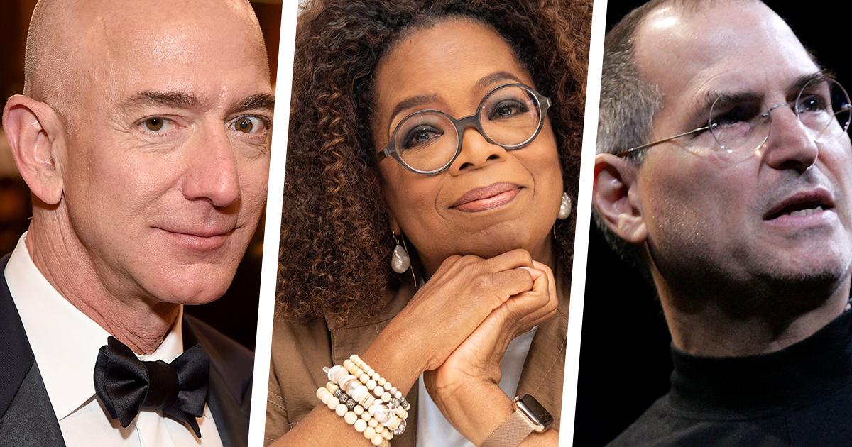 Oprah, Steve Jobs, Jeff Bezos—How Does Birth Order Impact Career Success?