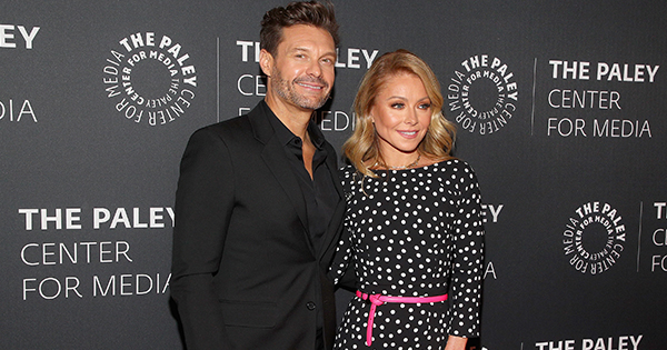 Kelly Ripa Has Been Spending a Little Too Much Time with Ryan Seacrest—Here's How We Know