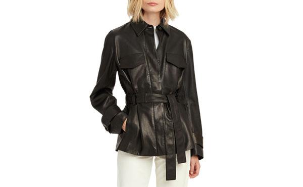 leather shirt coat1
