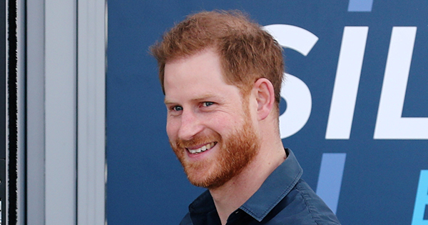 Prince Harry Just Debuted a New Haircut (& Some Impressively Manicured Facial Hair)